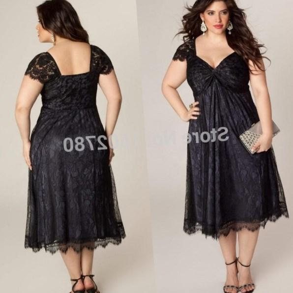 2017 New Years Eve Dresses For Plus Size Women 15