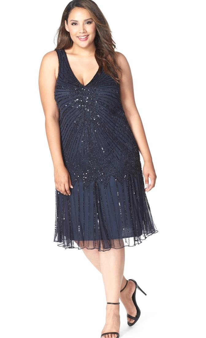 Sears Prom Dresses Plus Size Pluslook Collection