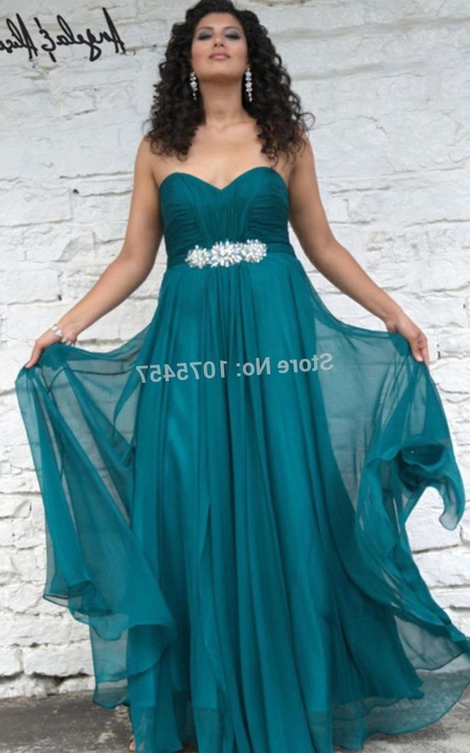 Plus size turquoise dresses - PlusLook.eu Collection