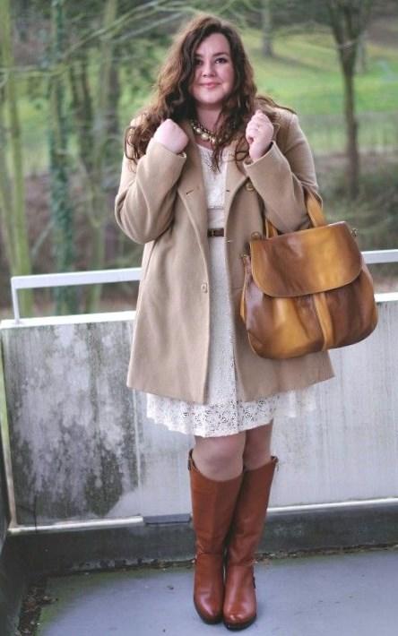 Winter Plus Size Dresses 42