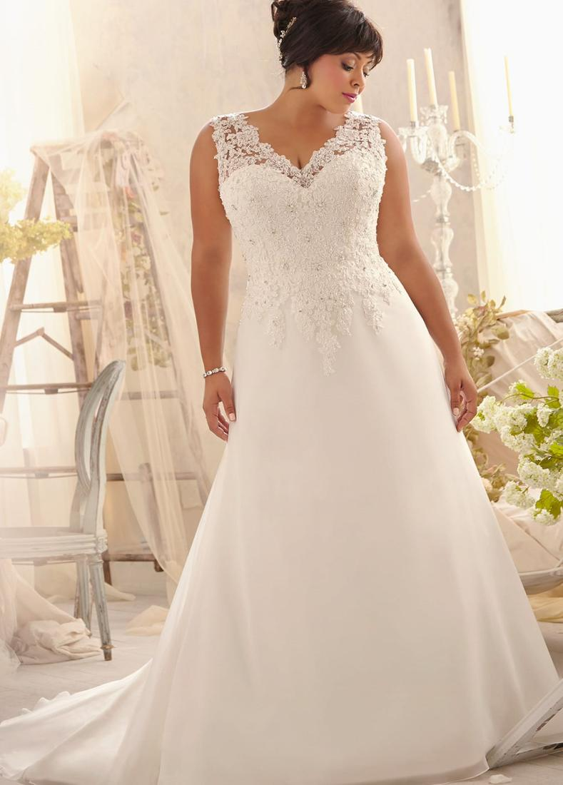 Mori Lee Plus Size Dresses 83