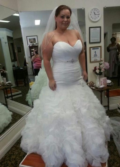 Maggie Sottero Plus Size Wedding Dresses Re