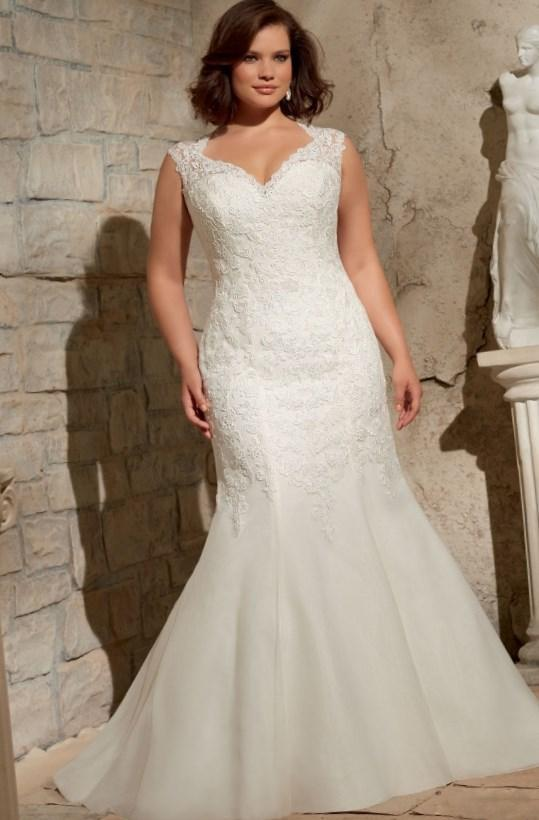 Plus size sheath wedding dress collection for Plus size sheath wedding dress