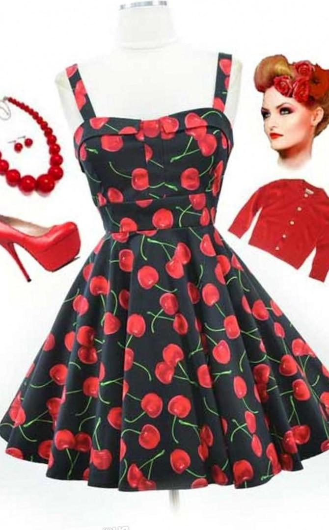 Pin Up Style Dresses Plus Size