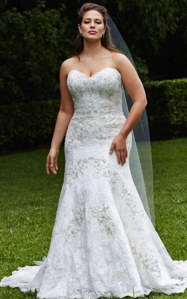 Simple Wedding Dress Plus Size Collection