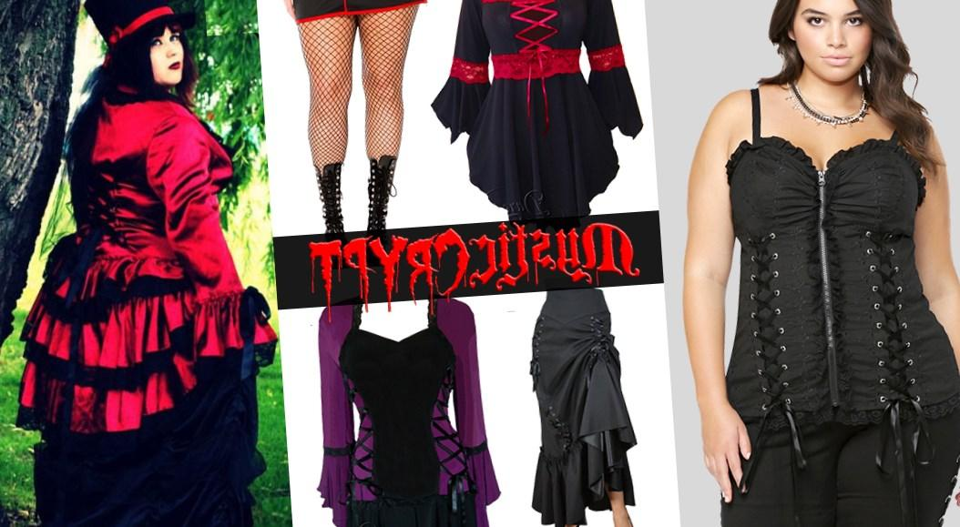 SWAK Designs also has a Halloween inspired lookbook on their site that takes some of their clothing and shows how they can be used to create Halloween