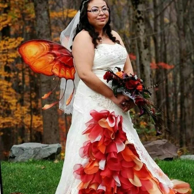 Color Wedding Dresses Meaning 84