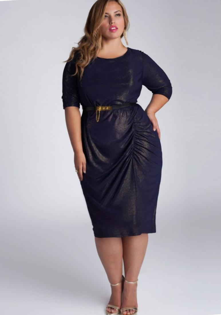 Cheap Plus Size Club Dresses