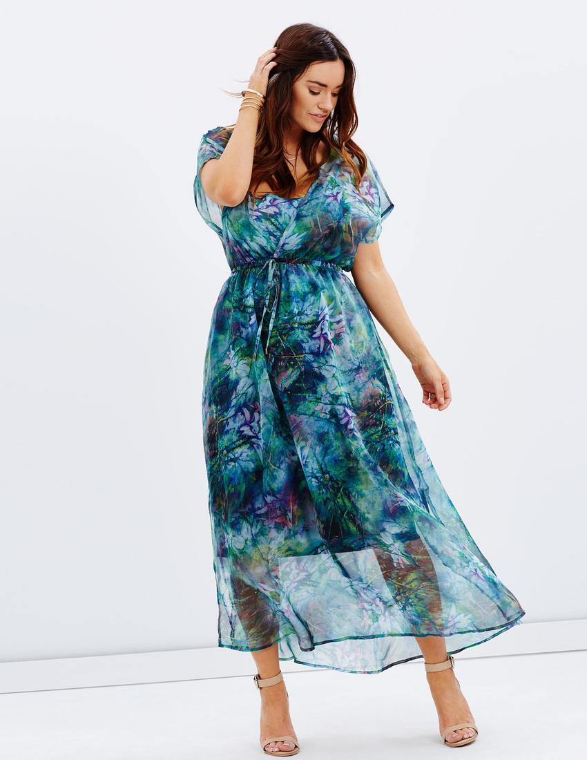 Plus size curvy dresses - PlusLook.eu Collection