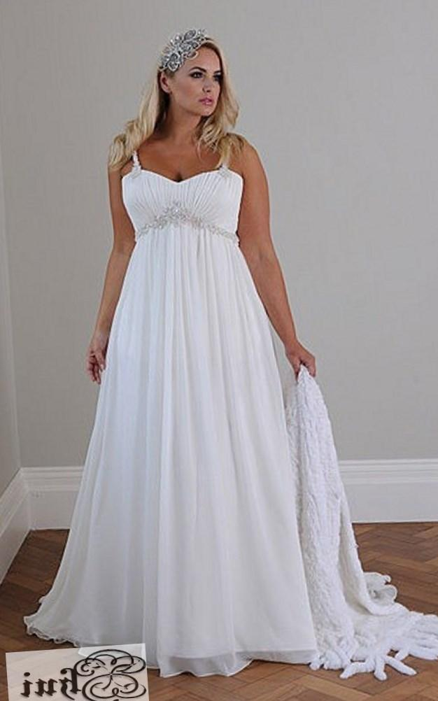 2018 Plus Size Boho Wedding Dresses With Jacket White Women Lace Bohemian Style Vestido De Noiva
