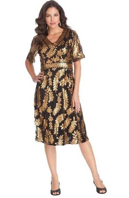 Plus size girls holiday dresses - PlusLook.eu Collection