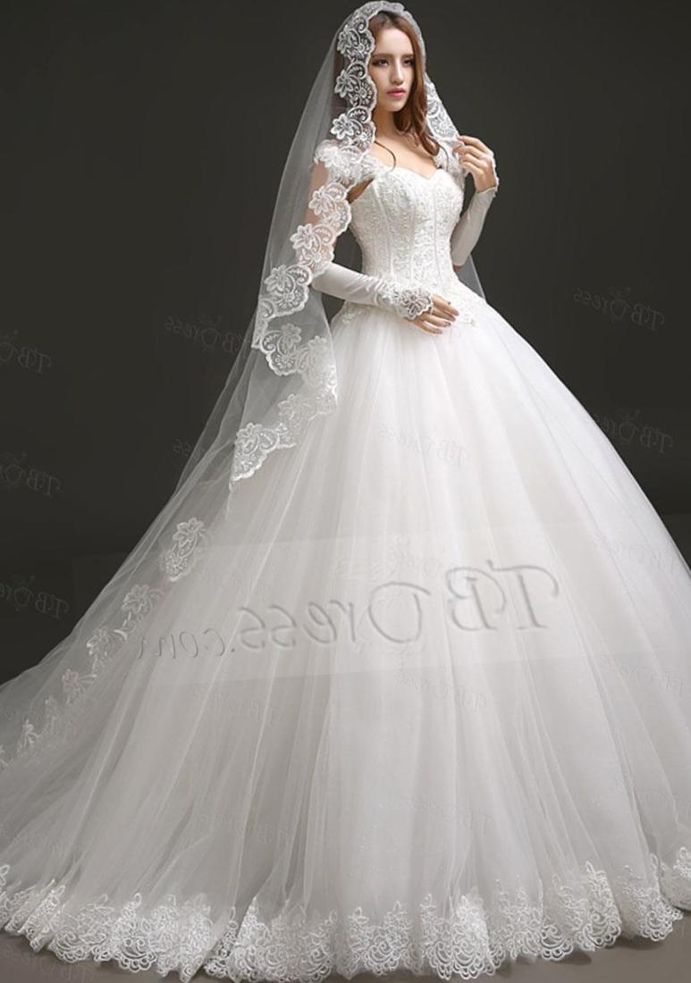 Plus size princess ball gown wedding dresses for Elegant ball gown wedding dresses
