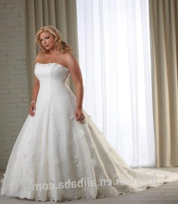 Plus Size Wedding Dresses Ball Gown Re Re