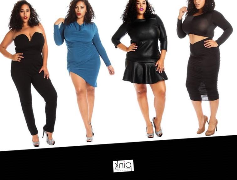 Plus Size Clubwear Dresses