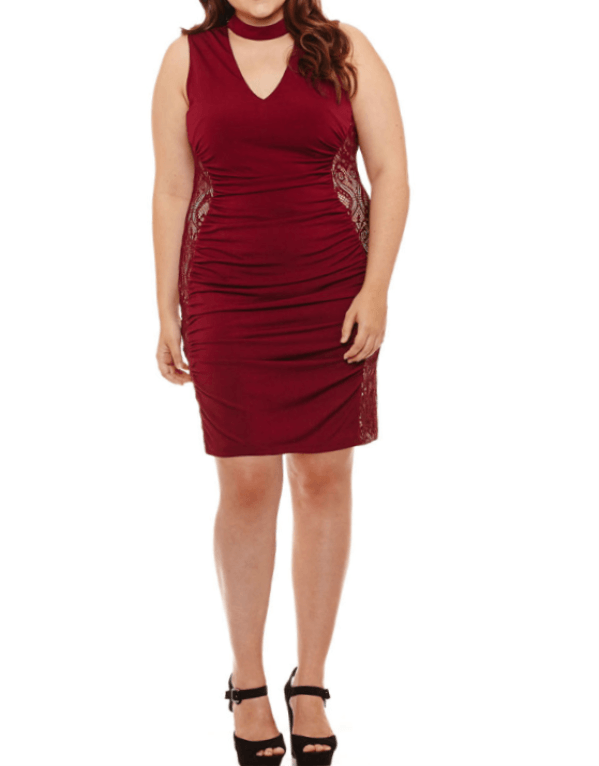 Hour Glass Perfection Party Dress