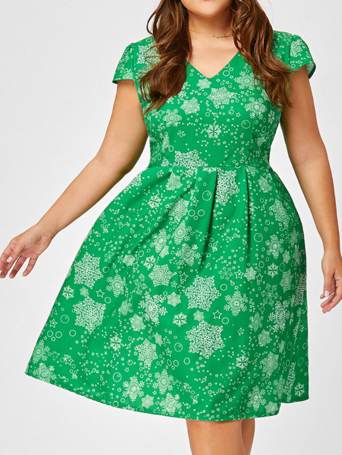 Plus size christmas dresses perfect choice for