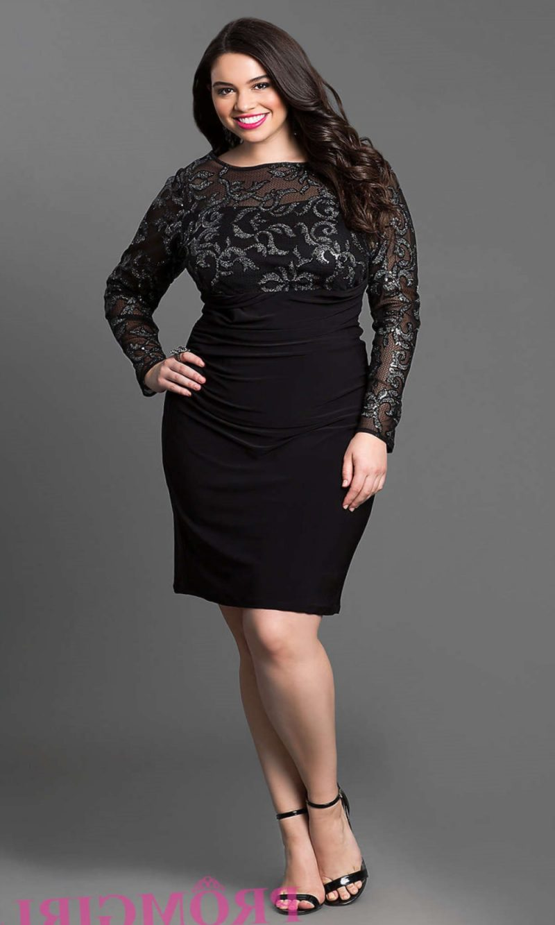 Fall Cocktail Plus Size Dresses 2018 Pluslook Eu Collection