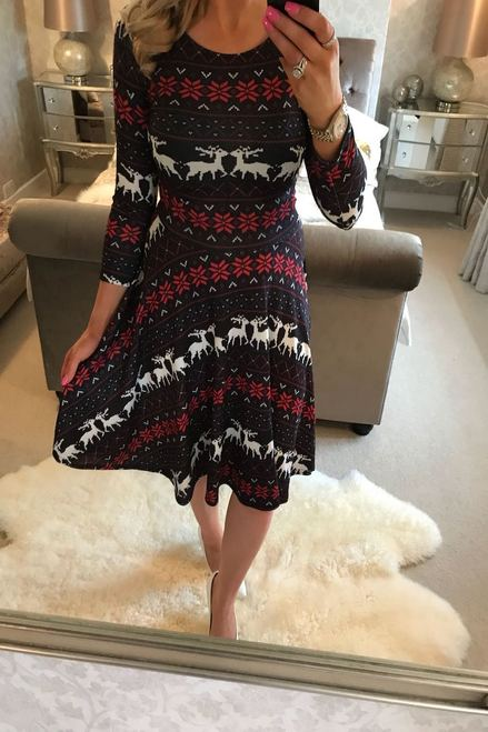 Plus Size Christmas Dresses Perfect Choice For Christmas