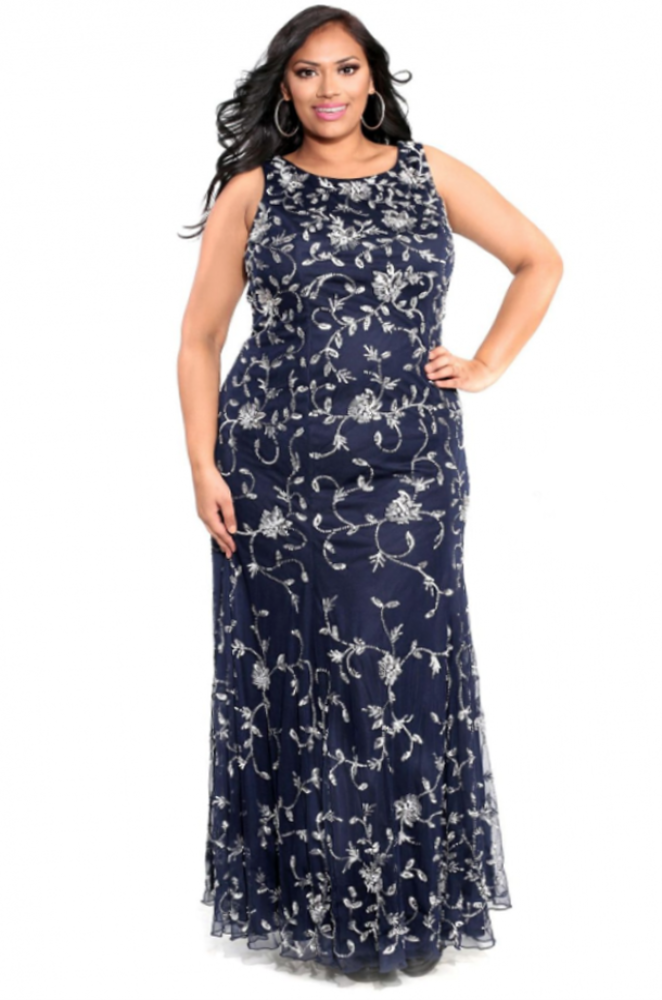 Plus size New Years eve dress 2018 - perfect for curvy women