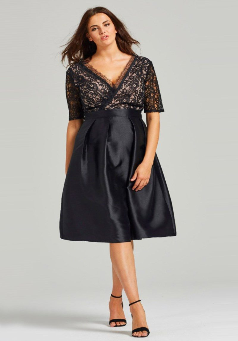 Fall Cocktail Plus Size Dresses 2018 Pluslook Eu Collection