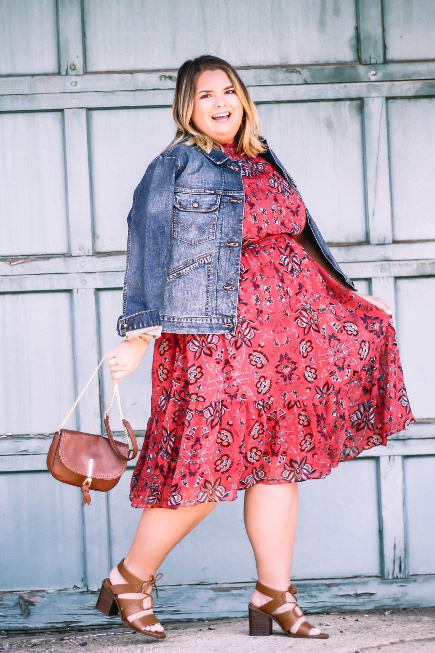 Plus Size Fall Dress 2018 Pluslook Eu Collection