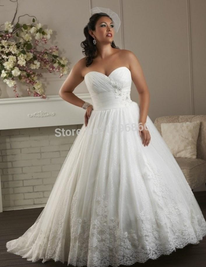 Vera Plus Size Wedding Dresses Photo 6