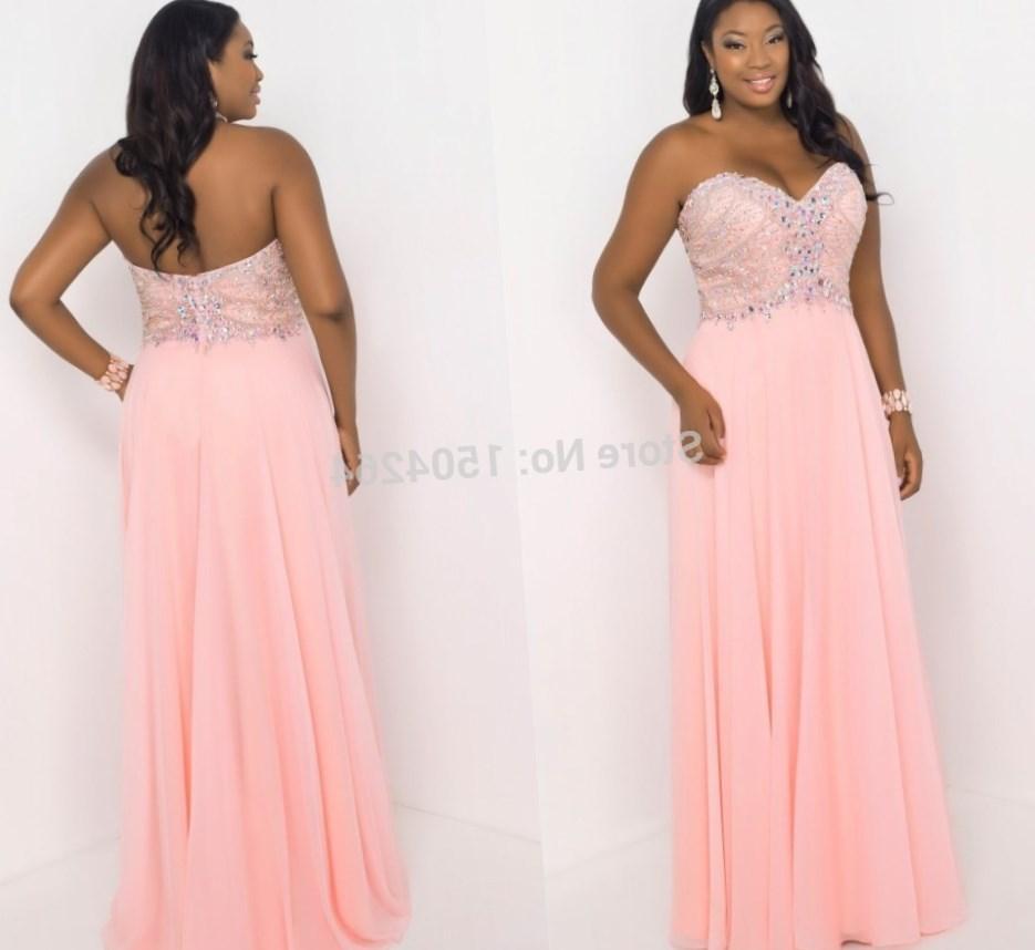 Stores That Sale Plus Size Prom Dresses
