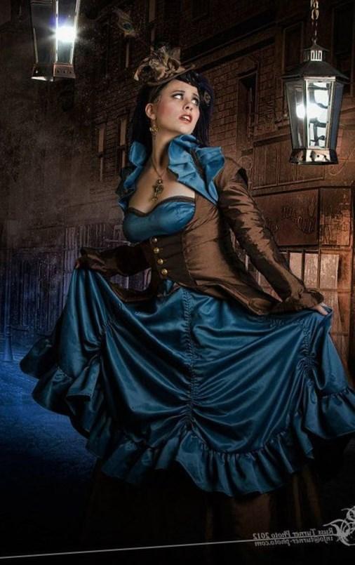Steampunk Dresses Plus Size Pluslook Eu Collection