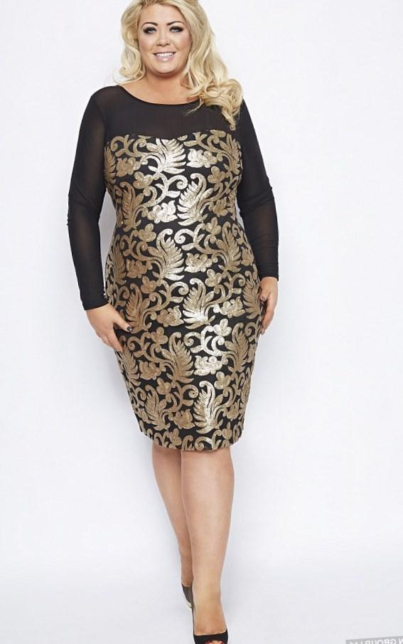 Plus Size Christmas Dresses Perfect Choice For Christmas