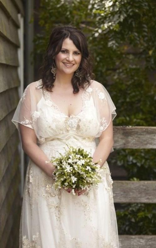 Plus Size Hippie Wedding Dresses Pluslook Collection