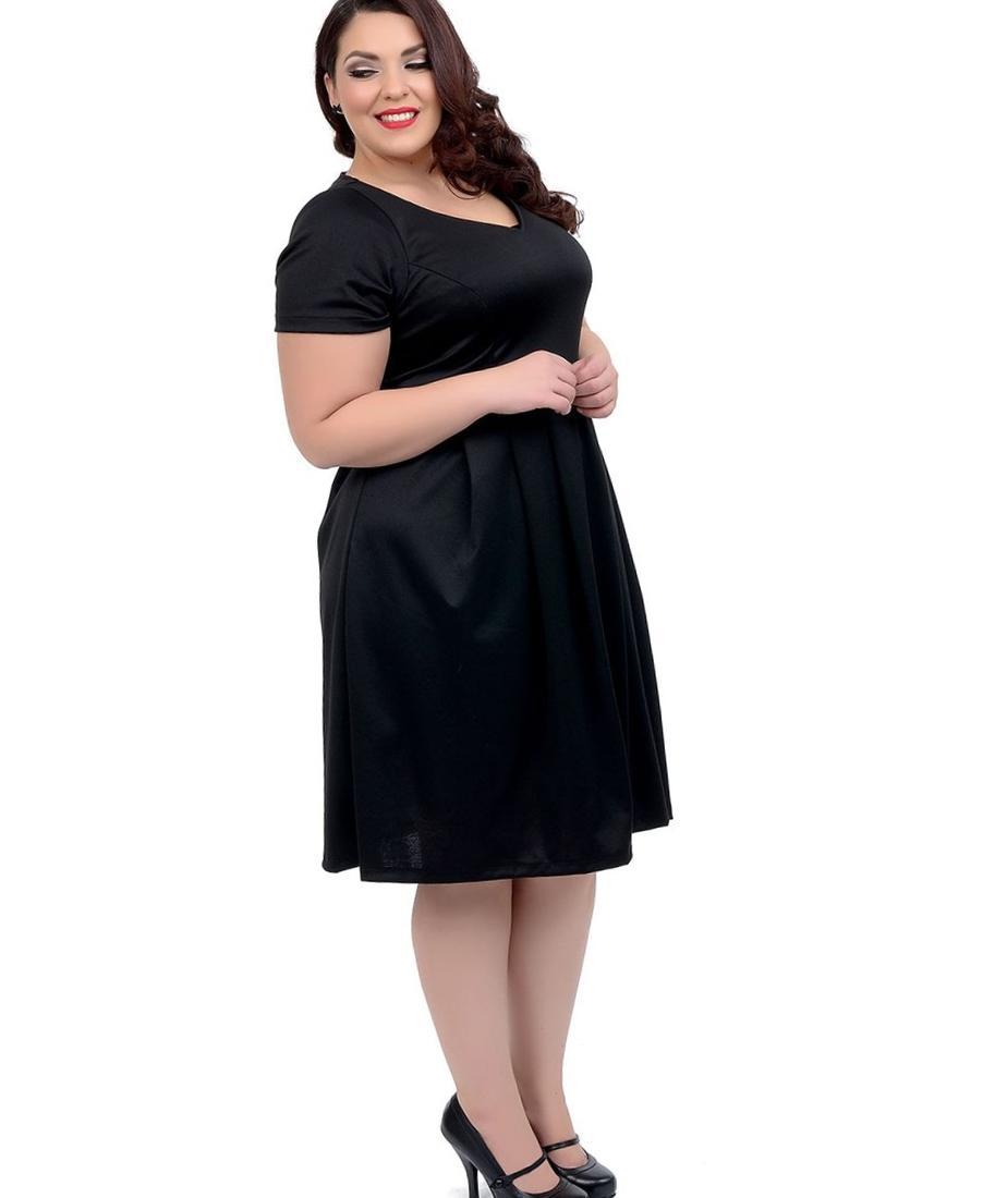 Plus Size 50s Vintage Style Dresses