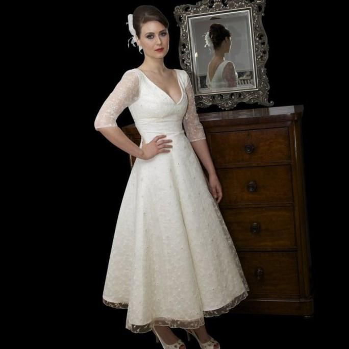 Plus Size Mature Wedding Dresses Pluslook Collection