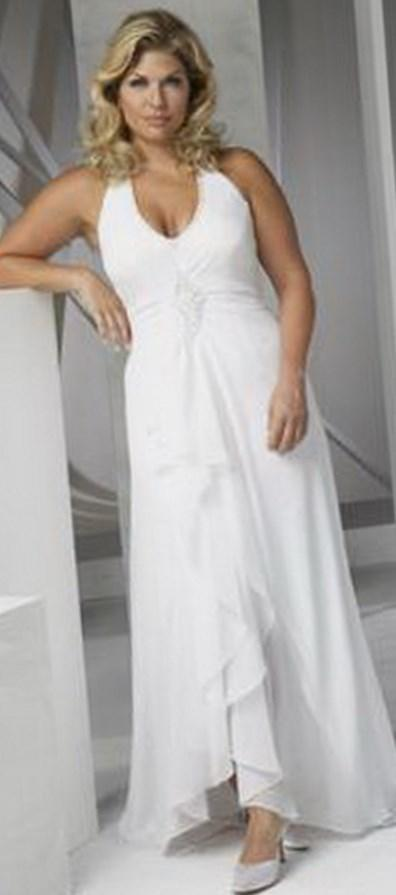 Plus Size Mature Wedding Dresses Pluslook Eu Collection