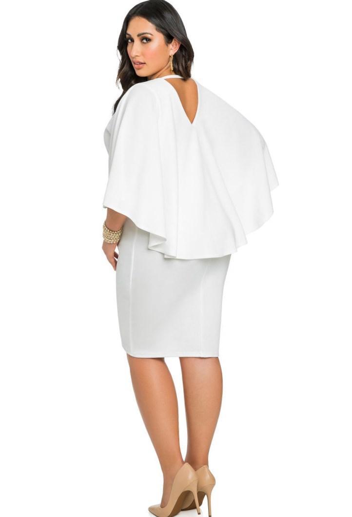 Bandage dress plus size - PlusLook.eu Collection