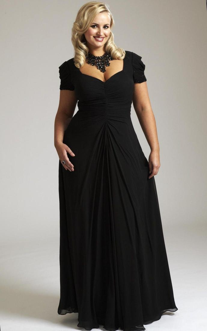 Dillards Formal Dresses Plus Size Pluslook Eu Collection