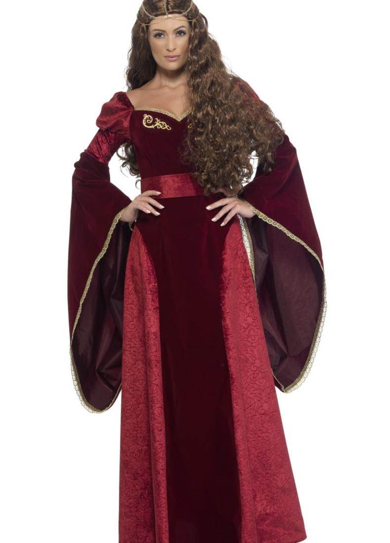 Plus size medieval dresses: 20+ best fancy costumes for women