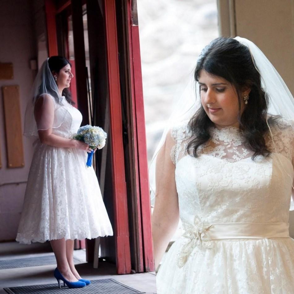 Plus Size Tea Length Wedding Dresses Australia Huston Fislar