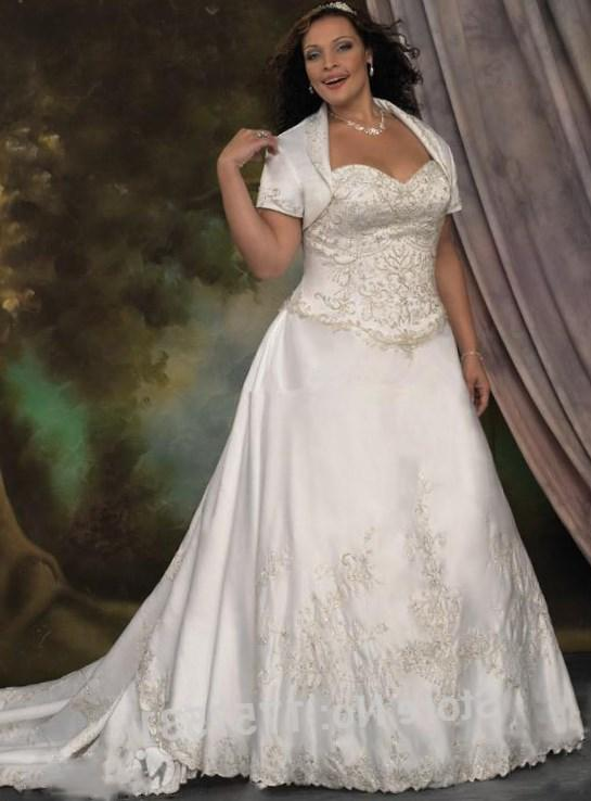 Extra Plus Size Wedding Dresses