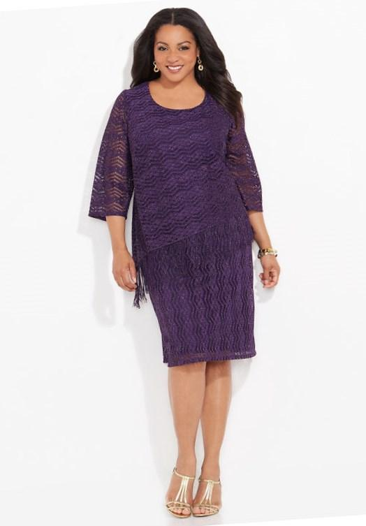 Catherines Plus Size Formal Dresses Pluslook Eu Collection