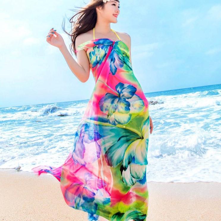 Plus Size Hawaiian Dresses 21