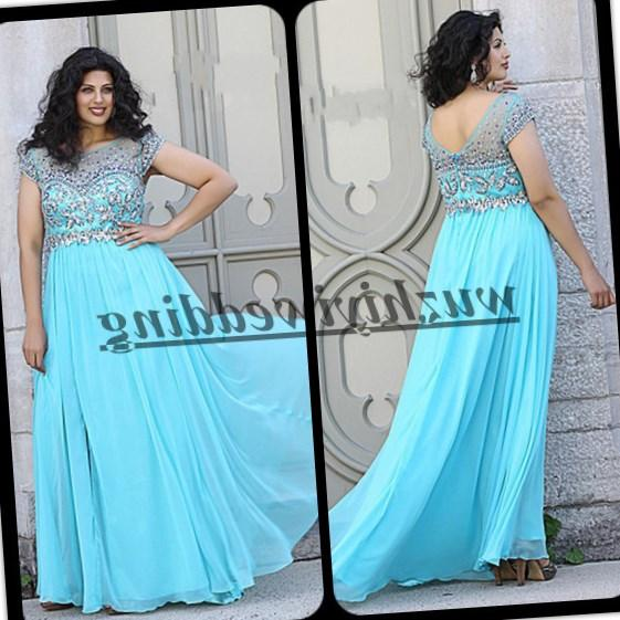 Modest plus size formal dresses - PlusLook.eu Collection 70ad1d9222c0