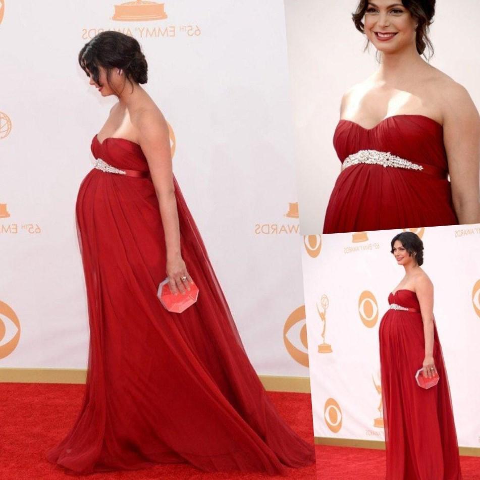 Red Carpet Dresses Plus Size