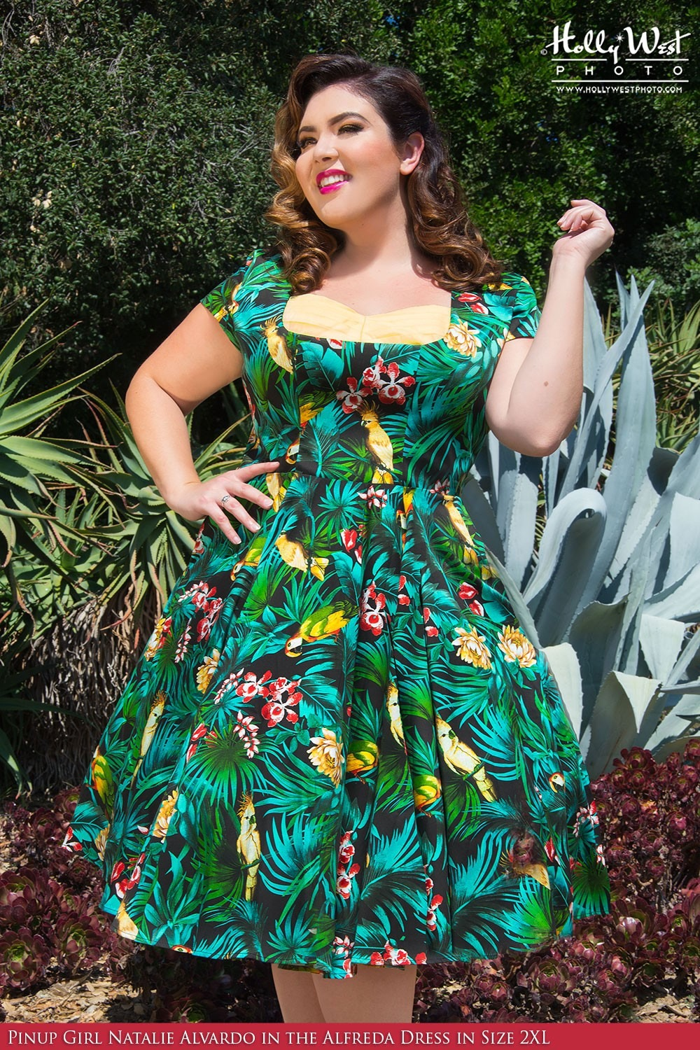 Plus Size Fashion Dresses