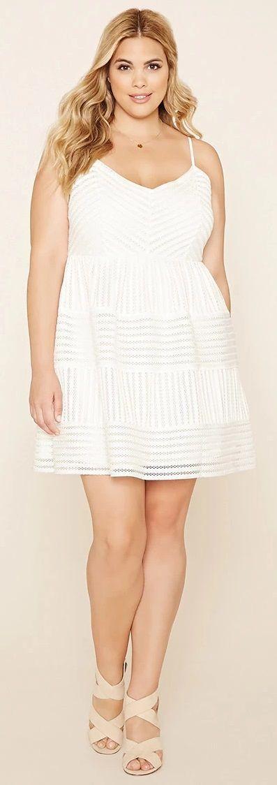 Textured Cami Dress