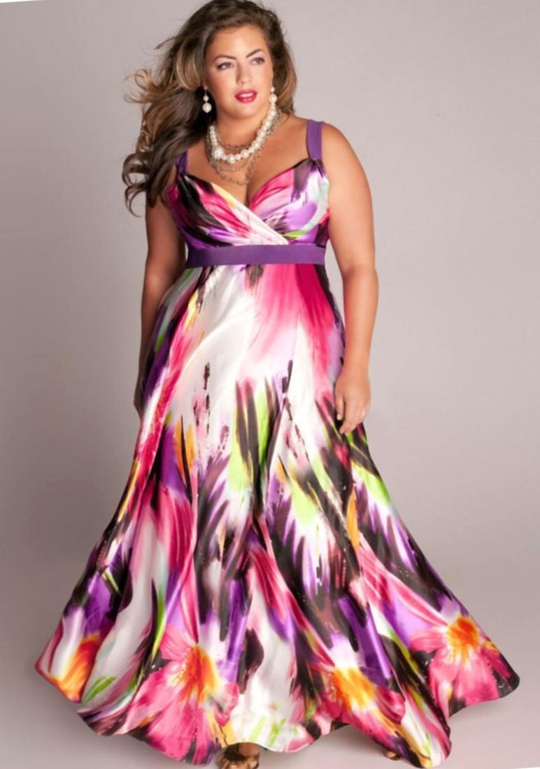 Semi Formal Dresses Plus Size Juniors Pluslook Eu Collection