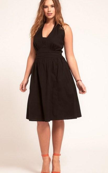Trixxi plus size dress - PlusLook.eu Collection