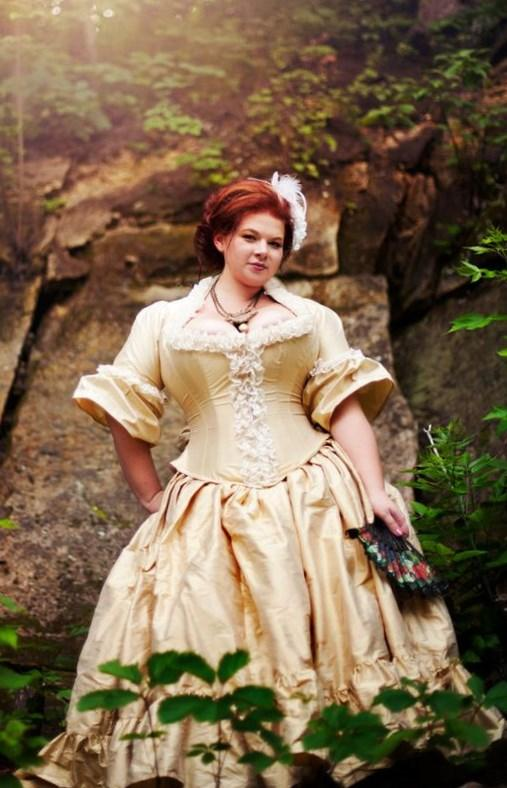 plus size victorian wedding dresses pluslookeu collection