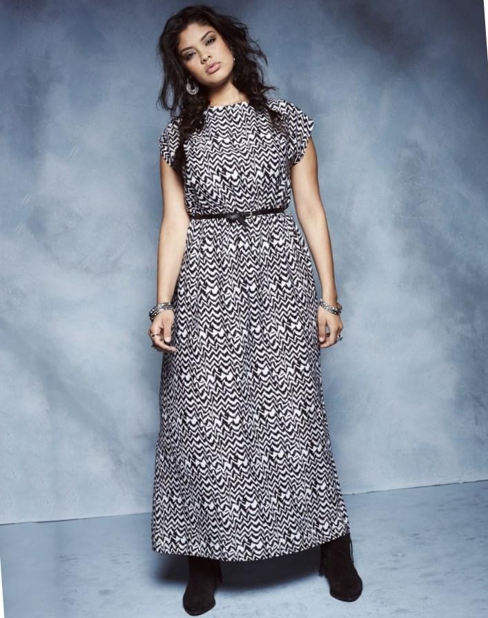 Plus size boho maxi dresses - PlusLook.eu Collection