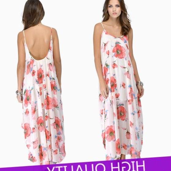 eae5cd60a4dc Floral maxi dress plus size - PlusLook.eu Collection
