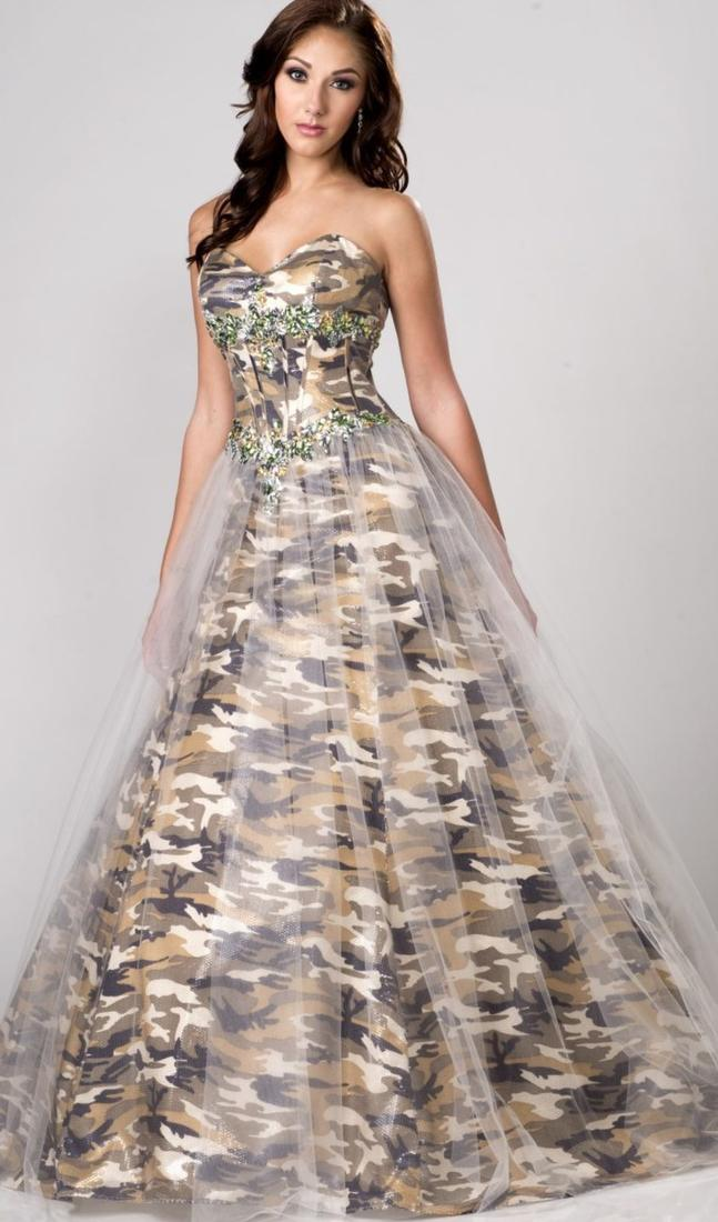 Plus size military ball dresses - PlusLook.eu Collection